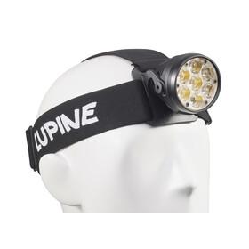 Lupine Betty RX 14 - Lampe frontale - noir